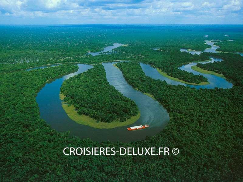 Liste des Croisières fluviales sur l'Amazone