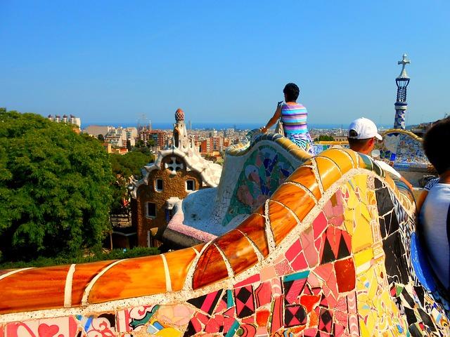 Escale Barcelone lors d'une croisière de luxe
