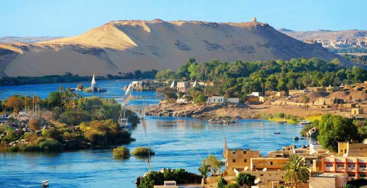 Croisière sur le Nil 5 étoiles (Égypte) – 2019 – 2020